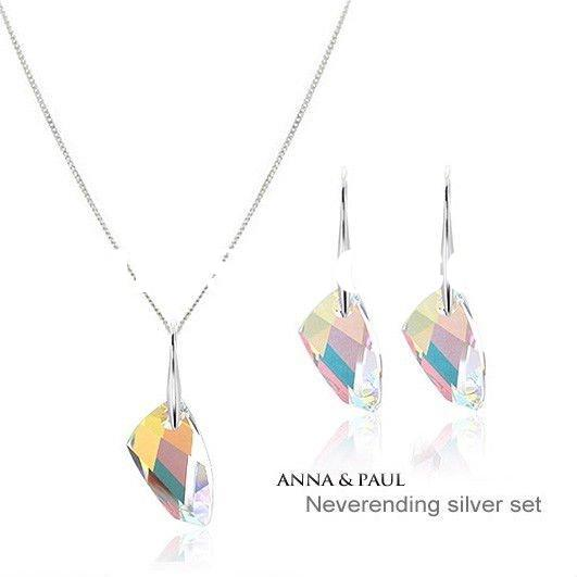 2011 newest sterling silver jewelry set