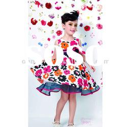 2012's new children flower frocks