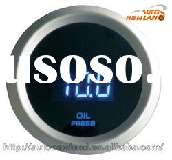 2'' car / auto digital oil pressure gauge
