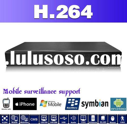 3G Network DVR,support iPhone,Blackberry,Google Android,Nokia and Windows mobile