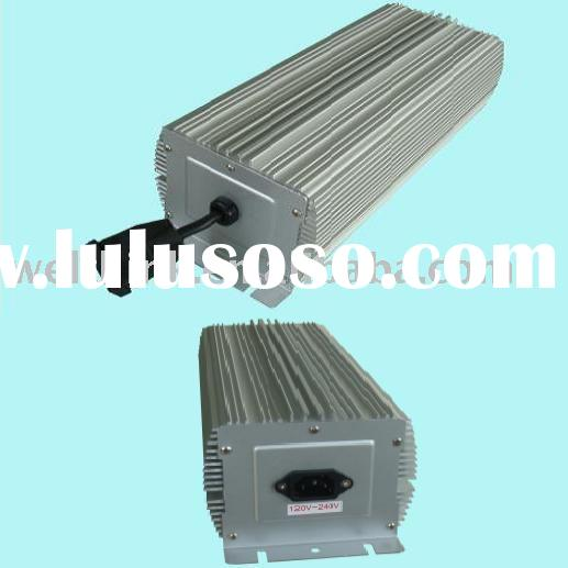 600W 120V~240V HPS/MH digital ballast for Hydroponics/Greenhouse/Street/Commercial lighting