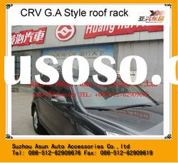 Aluminum CRV car auto body parts OEM style silvery and black