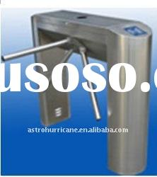Auto/Semi-auto Tripod Turnstiles/Barriers with Access Control System