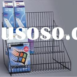 CD Counter Top Stand / Retail Wire Display Rack