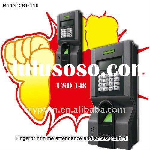 Cheap Fingerprint access control&Time Attendance with fingerprint reader zk+ID