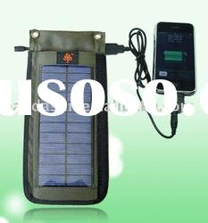 DIY portable solar battery charger