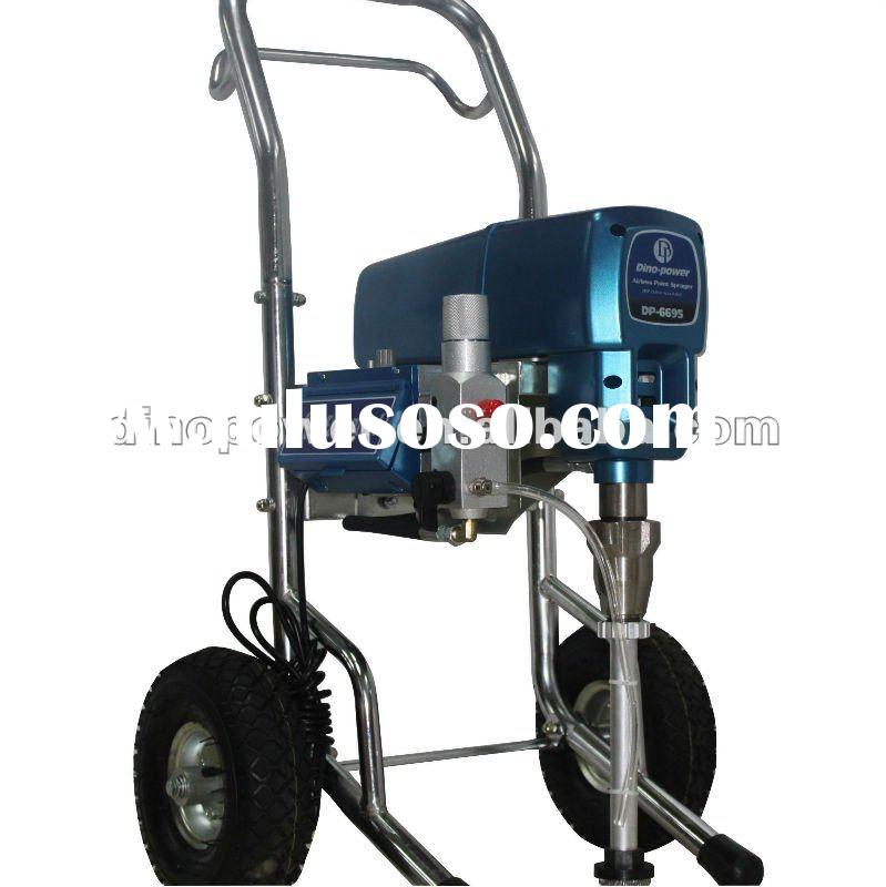 DP-6695 Electric piston pump airless paint sprayer in Graco type