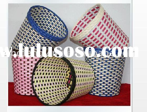 Paper waste basket paper waste basket manufacturers in for Waste paper craft