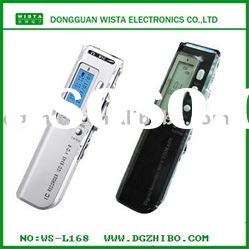 Digital voice recorder with MP3