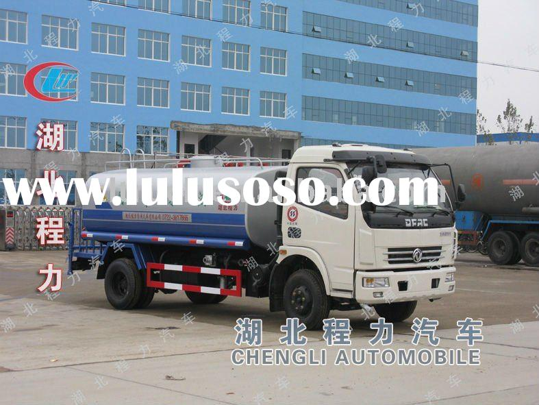 Dongfeng small water truck for sale