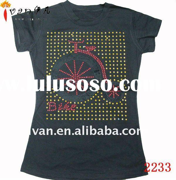 Fashion 100% Cotton T-shirts Supplier