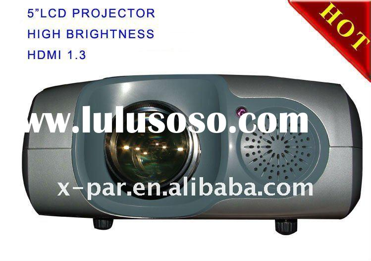 HD ready 1080i 1080P home theater video projector