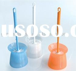 HQ1878 bathroom toilet brush with holder/plastic brush set