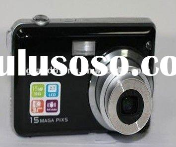 High quality 5.1MP digital camera DC-1500 paypal