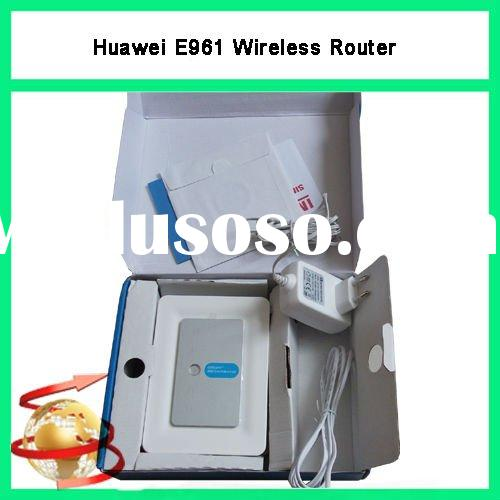 HuaWei HSDPA 3G Wireless Router E961