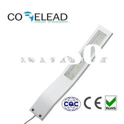 Italian design slim ALUMINUM 3w 180lm waterproof led bathroom light / led mirror lamp IP44 CE