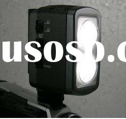 LED Video Light For Camcorder Sony Canon DV DSLR