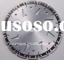 Laser Welded Silent Diamond Saw Blade for Stone