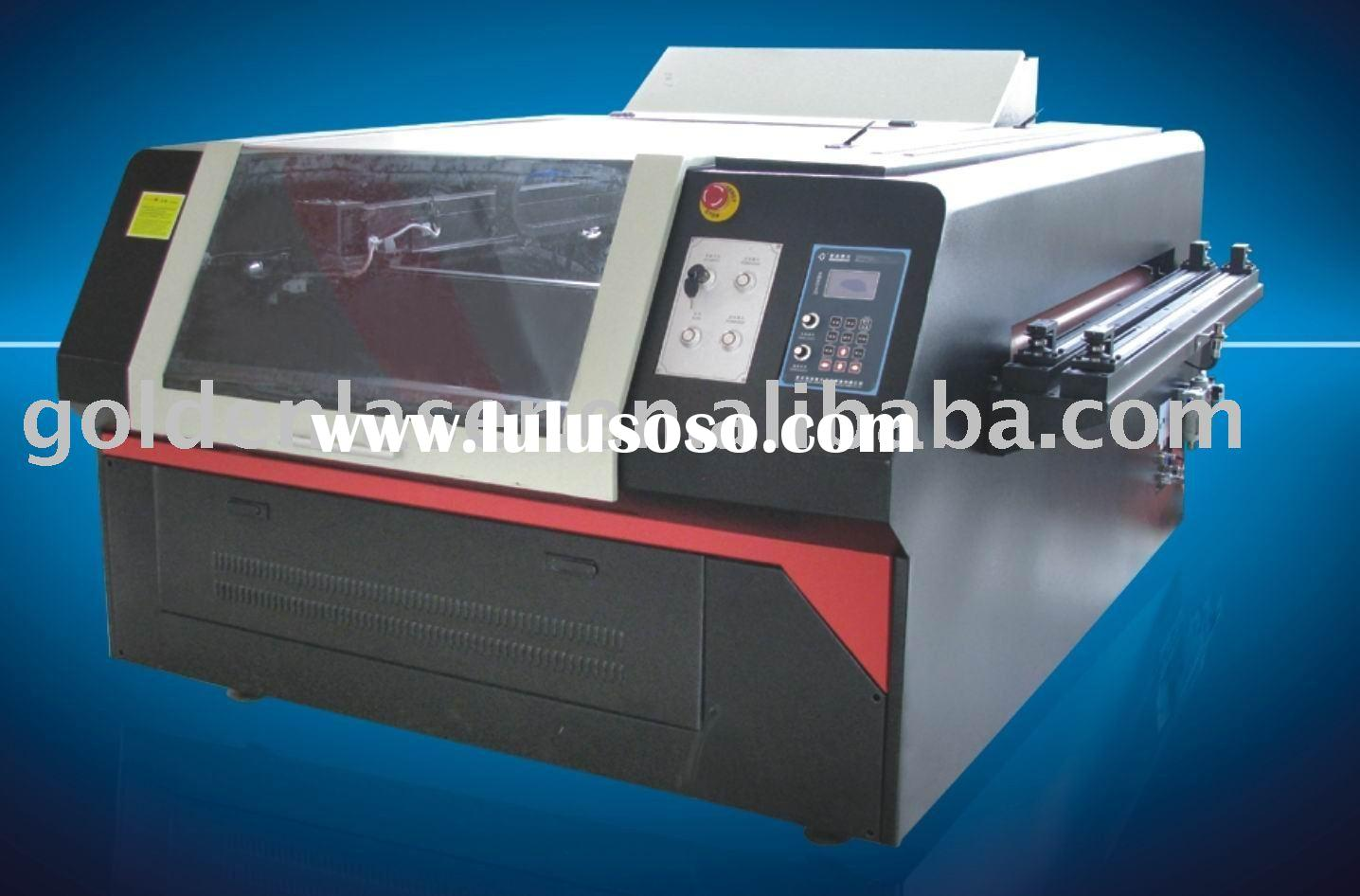 Laser glass bottle engraving machinery