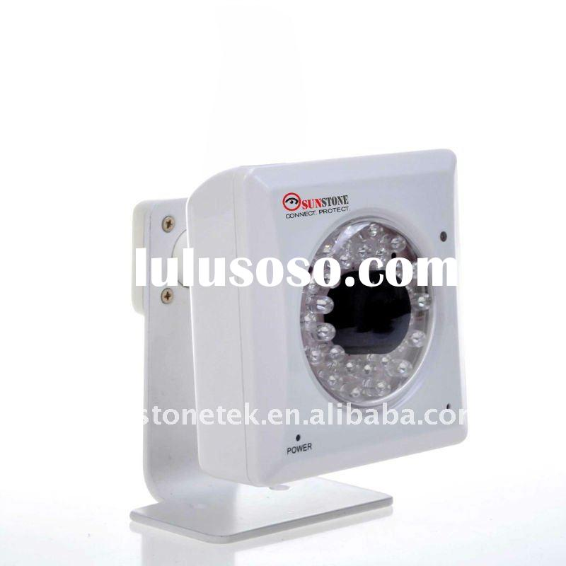 POE IP network camera IP-108P with infrared night Vision, motion detection and SD card recording