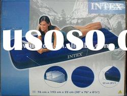 PVC Flocked Inflatable Air Bed Mattress