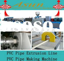 PVC Pipe Extrusion Line/PVC Pipe Making Machine