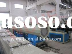 PVC pipe making machine/PVC pipe making line
