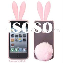 Play boy hot style flower tpu case for iphone 3g(Honest and Trustworthy )