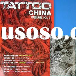 Professional Tattoo Flash Book Full Color,Tattoo Magzine,Tattoo Flash,Tattoo Designs