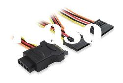 SATA 15-Pin Power Cable Splitter/Adapter cable