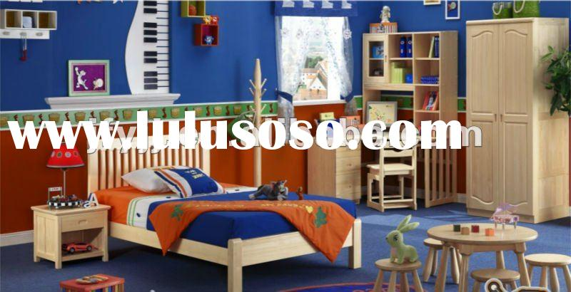 Solid pine wood furniture MS-107