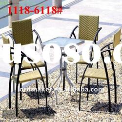 Stainless steel outdoor furniture of Urban outdoor furniture 1118#-6118#