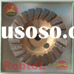 Straight Turbo Diamond Grinding Cup Wheel -- GEAZ