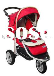 T13A baby stroller big wheel Very high quality EN 1888 certificate Car seat compatible