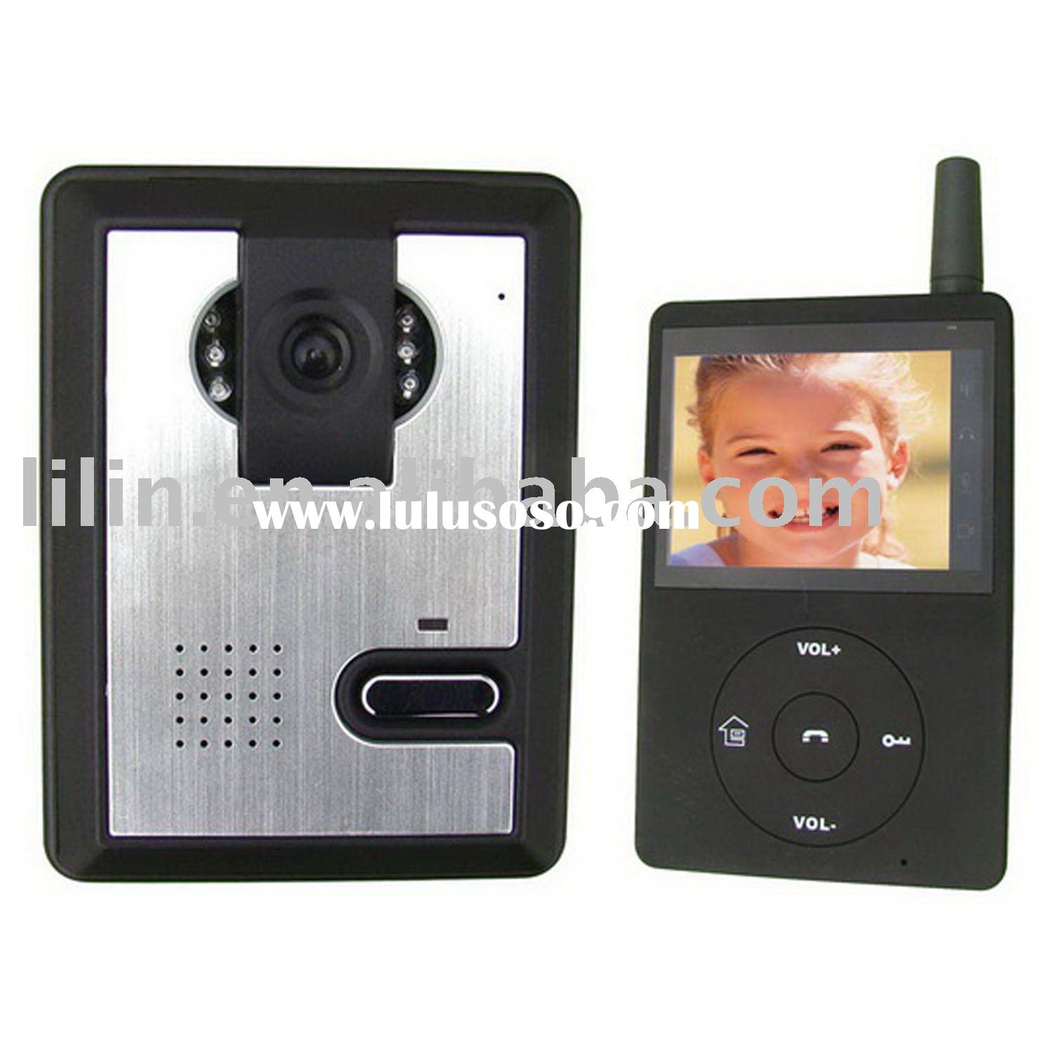 Video Intercom System,Access Control,Video Door Station