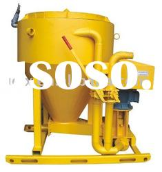 ZJ-800 Electric Cement Mixer with 280L/min