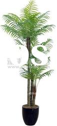 artificial outdoor palm plants and trees