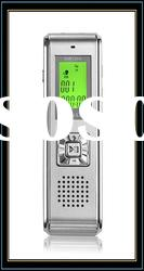 cheap digital voice recorder with telephone cell phone recording
