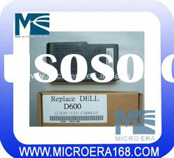 laptop/notebook battery for Dell D610 D505 D600 D500 500m