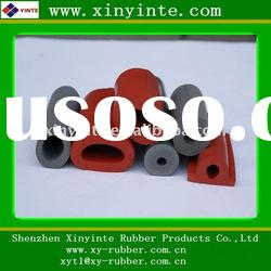 light weight Silicone Foam rubber hose ,sponge tube