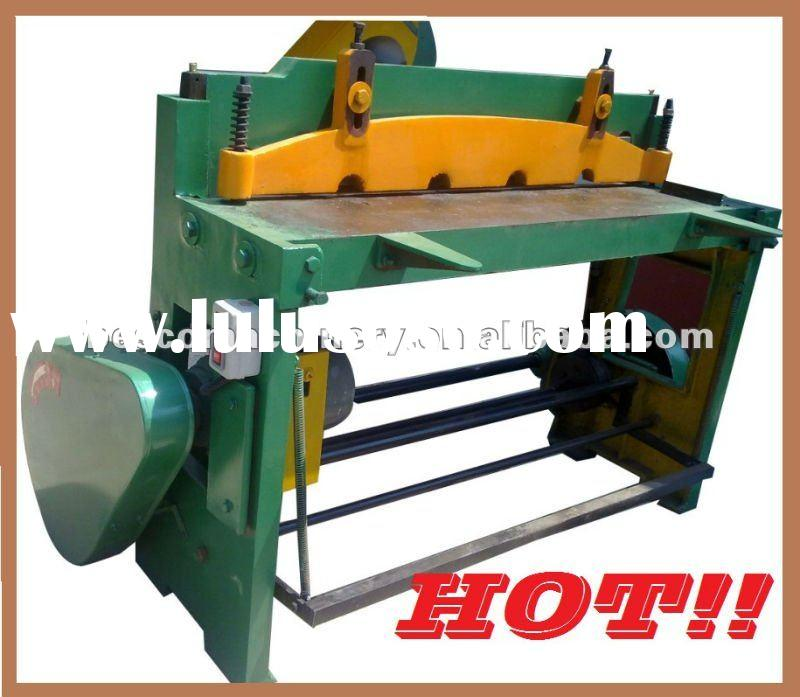 manual sheet metal shearing machine/manual metal cutting machine/manual shear machine