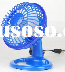 plastic mini usb fan usb desk fan usb mini fan usb gift