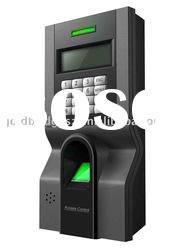 professional fingerprint access controller and time attendance system