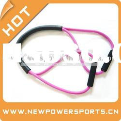 resistance tube,,fitness expander,resistance band