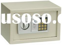small mini safe, home electronic safe, safety deposit box