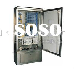 stainless steel 288 core outdoor cable distribution box