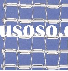 stainless steel flat wire mesh belt