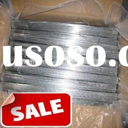 straight cut stainless steel wire