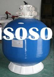 swimming pool fiberglass sand filter