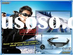 virtual glasses, video goggles, personal media viewer, eye screen, private portable cinema